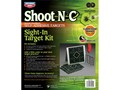 "Birchwood Casey Shoot-N-C 12"" Sight-In Target Kit Package of 4"