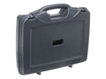 "Plano Protector Pro-Max Double Pistol Case 16-3/4"" x 14-1/2 x 3-1/2"" Polymer Black"