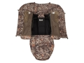 Banded Cross Cut Layout Blind Polyester Realtree Max-4 Camo