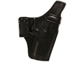 Opened Package Holsters Inside the Waistband Holster Right Hand Glock 17, 22, 31 Leather Black