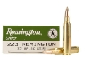Product detail of Remington UMC Ammunition 223 Remington 55 Grain Full Metal Jacket