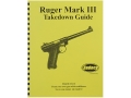 Product detail of Radocy Takedown Guide &quot;Ruger Mark 3&quot;