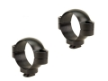 Leupold 30mm Dual-Dovetail Rings Matte Medium