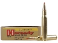 Product detail of Hornady Custom Ammunition 30-06 Springfield 150 Grain InterLock SST Box of 20