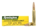 Remington Express Ammunition 338 Winchester Magnum 250 Grain Pointed Soft Point Core-Lokt Box of 20