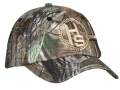 Hunter&#39;s Specialties Logo Cap Cotton Realtree AP Camo