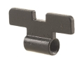 Smith &amp; Wesson Rear Sight Blade .136&quot; Black K, L, N-Frame