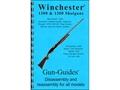 "Gun Guides Takedown Guide ""Winchester 1300 Shotguns"" Book"