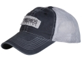 Primos Mesh Back Logo Cap Cotton Black