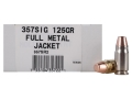 Ultramax Remanufactured Ammunition 357 Sig 125 Grain Full Metal Jacket