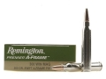 Product detail of Remington Premier Ammunition 300 Winchester Magnum 200 Grain Swift A-Frame Semi-Spitzer Box of 20