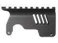Aimtech Base Glock 17, 17L, 19, 22, 23, 24, 34, 35 with Accessory Rail Matte