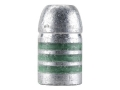 Hunters Supply Hard Cast Bullets 50 Caliber (501 Diameter) 420 Grain Lead Flat Nose