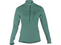 5.11 Women's Glacier Half-Zip Shirt Long Sleeve Synthetic Blend