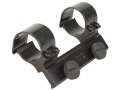"Weaver 1"" Detachable Side-Mount Rings Gloss High"