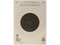 Product detail of Hoppe&#39;s Single Bull Target 50 Yard Rifle Package of 20