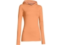 Under Armour Women's ColdGear Infrared EVO Hooded Sweatshirt Polyester