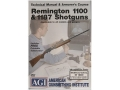 American Gunsmithing Institute (AGI) Technical Manual &amp; Armorer&#39;s Course Video &quot;Remington 1100 &amp; 11-87 Shotguns&quot; DVD