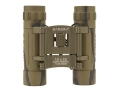 Barska Lucid View Binocular 10x 25mm Roof Prism Rubber Armored Camo