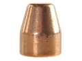 Rainier LeadSafe Bullets 45 Caliber (451 Diameter) 200 Grain Plated Flat Nose