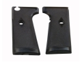 Vintage Gun Grips Webley 1910 without Escutcheon 38 ACP Polymer Black