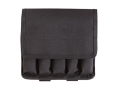 Product detail of Tuff Products 5-In-Line Magazine Pouch 9mm, Glock 17 Nylon Black