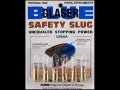 Product detail of Glaser Blue Safety Slug Ammunition 32 North American Arms (NAA) 55 Grain Safety Slug Package of 6