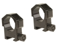 Product detail of Badger Ordnance Picatinny-Style 30mm Maximized Rings Matte Medium-High