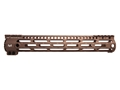 Midwest Industries LWM-Series Free Float Lightweight M-Lok Handguard AR-15 Rifle Length Aluminum