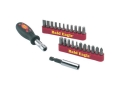 Product detail of Bald Eagle Bit Driver Set 24-Piece Steel