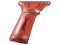 Browning Grip Right Side Rosewood Target Right-Hand Browning Buck Mark Pistol