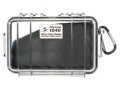 Pelican 1040 Accessories Case with Liner 7-1/2&quot; x 5&quot; x 2&quot; Polymer Black