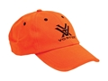 Vortex Blaze Orange Cap Cotton Adjustable One Size Fits Most