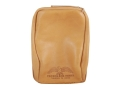 Product detail of Protektor Standard Rear Shooting Rest Bag Leather Tan Unfilled