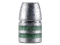 Hunters Supply Hard Cast Bullets 50 Caliber (511 Diameter) 420 Grain Lead Flat Nose