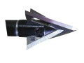 Slick Trick RAZORTRICK Fixed Blade Broadhead Pack of 3