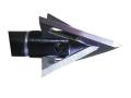 Slick Trick RAZORTRICK Fixed Blade Broadhead Pack of 3
