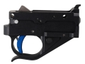 Timney Trigger Guard Assembly Ruger 10/22 2-3/4 lb Aluminum Blue- Blemished
