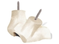 Do-All Iron Buck Antler Mount Shed Adapter Kit