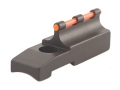 "Williams Fire Sight Muzzleloader Front Ramp Round .500"" Height, .531"" Width Fiber Optic Red"