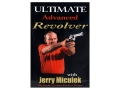 "Gun Video ""Ultimate Advanced Revolver with Jerry Miculek"" DVD"