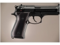 Hogue Extreme Series Grip Beretta 92F, 92FS, 92SB, 96, M9 Brushed Aluminum Gloss Black