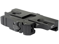 Midwest Industries QD Aimpoint Pro-Comp M4 Mount Picatinny-Style Matte
