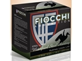 "Fiocchi Speed Steel Ammunition 12 Gauge 3"" 1-1/8 oz #4 Non-Toxic Steel Shot Box of 25"