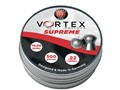 Hatsan Vortex Supreme Airgun Pellets 22 Caliber 14.66 Grain Round Nose Tin of 500