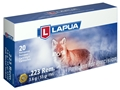 Product detail of Lapua Ammunition 223 Remington 55 Grain Full Metal Jacket Box of 20