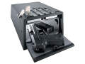 Product detail of GunVault Deluxe MiniVault Personal Electronic Safe 8&quot; x 5&quot; x 12&quot; Black