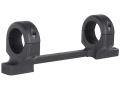DNZ Products Game Reaper 1-Piece Scope Base with 1&quot; Integral Rings Marlin XL7 Matte Medium