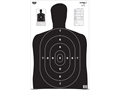 "Birchwood Casey Eze-Scorer BC27 Black Target 23"" x 35"" Package of 5"