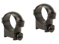 Leupold 1&quot; Ring Mounts Sako Matte Medium